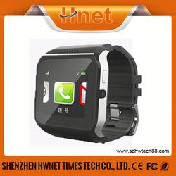 2015 wholesale bluetooth GPS smart watch mobile phone with sim card