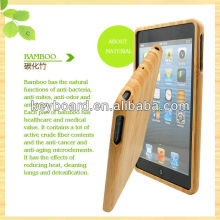New arrival engraved bamboo cover for ipad mini 2