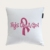 New Custom Hot Pink Breast Cancer Awareness Glitter Transfer Iron on Motifs Like Fight A Girl for Tees and Bags