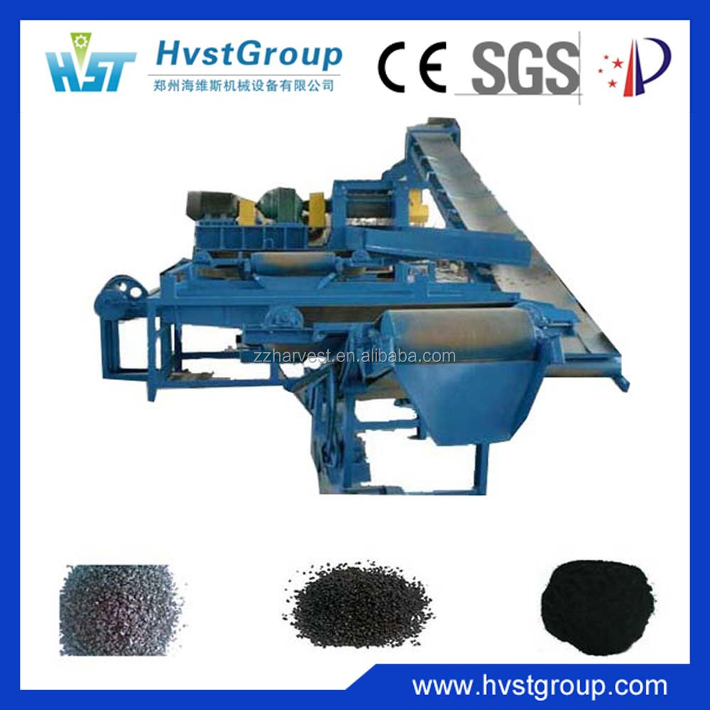 Rubber Crushers Machine