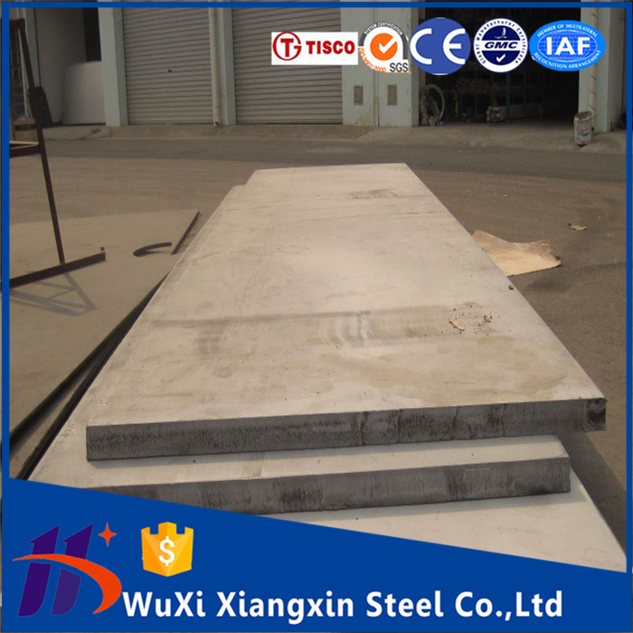 10MM Thickness no.1 finish ss 2205 stainless steel plate