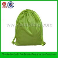 2016 New Waterproof Nylon Polyester Drawstring Bag