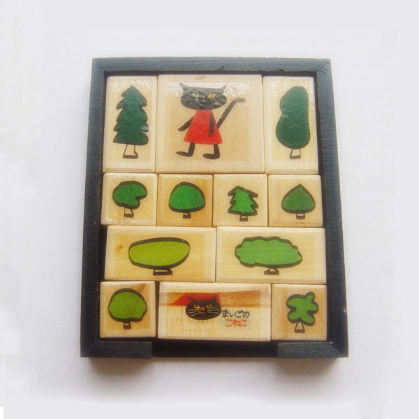 OEM classics educational toys,wooden custom jigsaw puzzle
