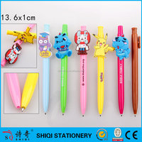 promotional cartoon animal stylus ballpoint pen