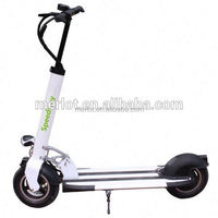 2 wheels extreme trike stunt scooter with lithium battery 40km/h