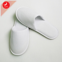 disposable slippers for hotel closed toe mens spa slippers