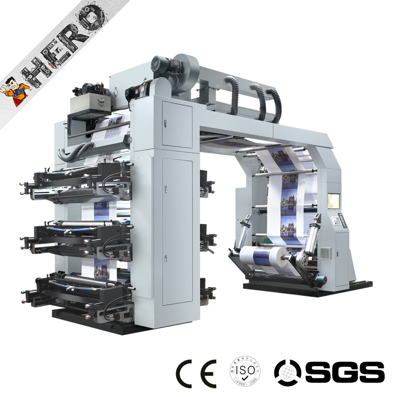 GYT6-3600 Flexographic printing presses wide web flexo press