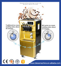 Innovative design Trade assurance digital indicator ice cream machine maker