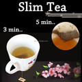 Customized Chinese herbal nature slim tea