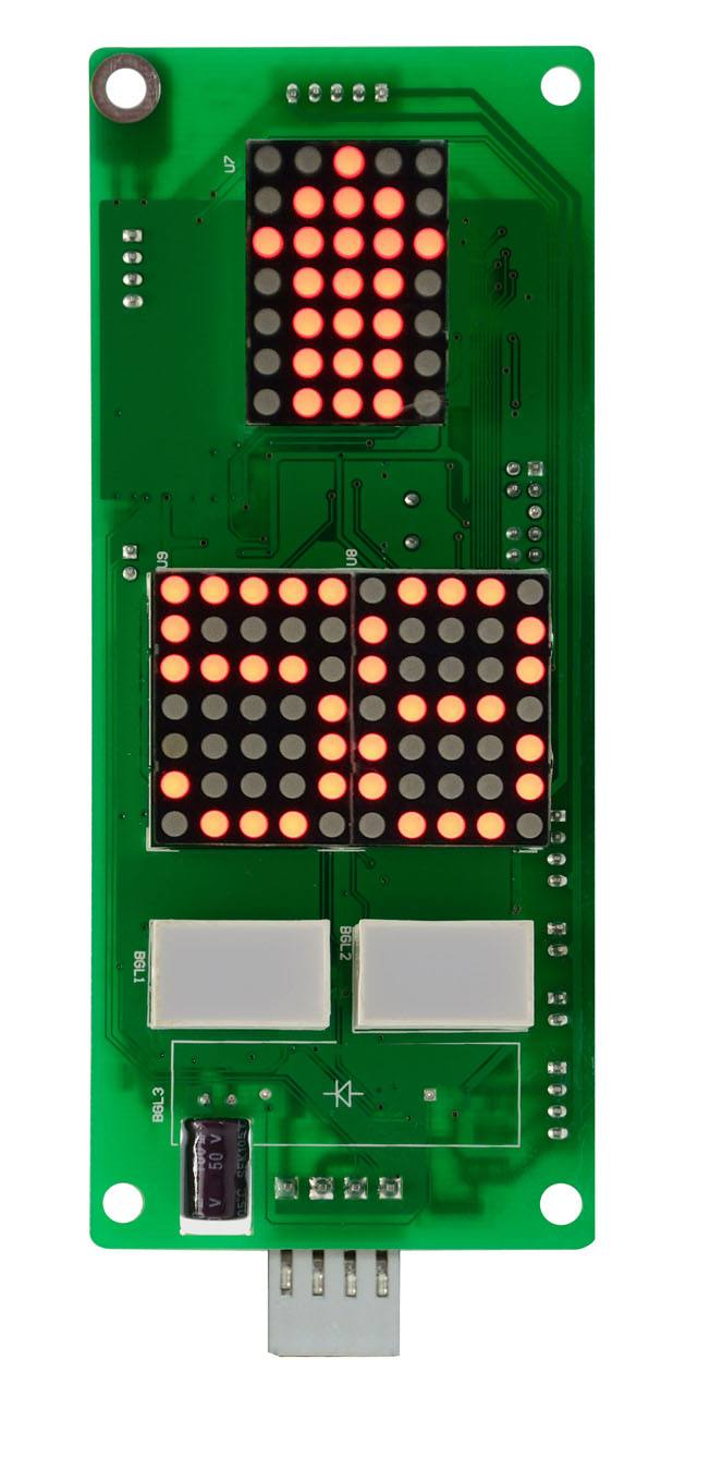 Shenzhen KeRun OEM ODM indoor P4.75 1588 led display dot matrix