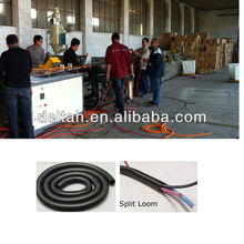 electric cable duct machine