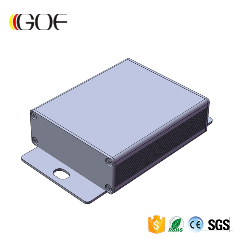 made in China aluminum enclosure box solar inverter