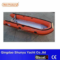 (CE) 19ft folding military used inflatable boats for sale