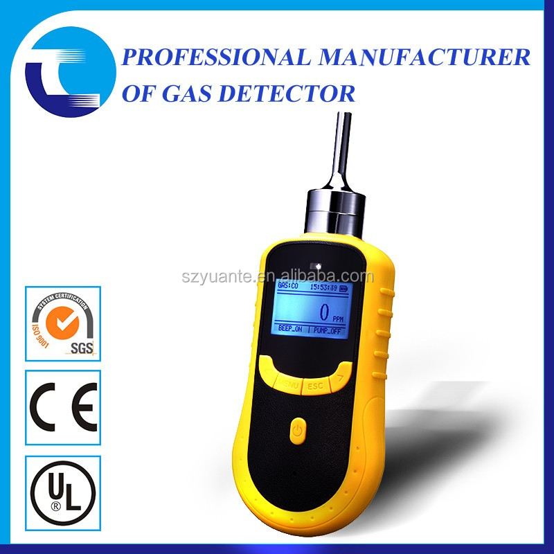 Portable top brand C4H8S THT tetrahydrothiophene gas odorant detector (0-50mg/m3)