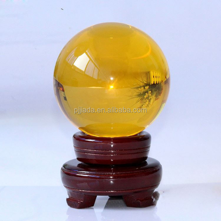 New products different types personalized crystal ball with competitive price