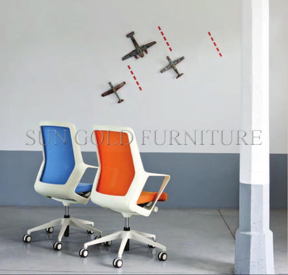 Populaire ergonomique pivotant dxracer chaise moderne for Chaise de bureau moderne