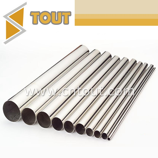 304L 316 ERW Welded Stainless Steel Tube