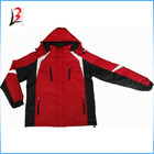 Men waterproof out door ski jacket in stock apparel