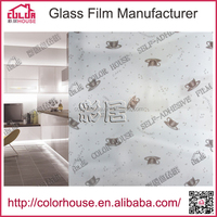 hot film semi india pvc patterned touch screen glass film