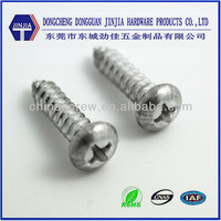 pan head philip self tapping M3 aluminum screw