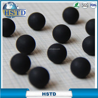 sieve cleaning rubber ball rubber ball 40mm silicon rubber ball