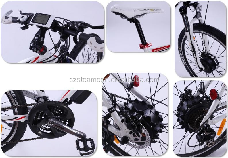 2016 Stemoon Stm Mt03 8fun Motor Samsun Battery Electric Bicycle Buy Electric Bicycle Samsun