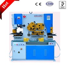 QC35Y-20 hydraulic round corner cutting machine china supplier,punch and shear machine in stock