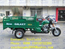Hot selling New Galaxy cargo tricycle