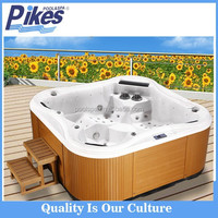 USA Acrylic outdoor spa hot tub garden free sex tv hot tub spa