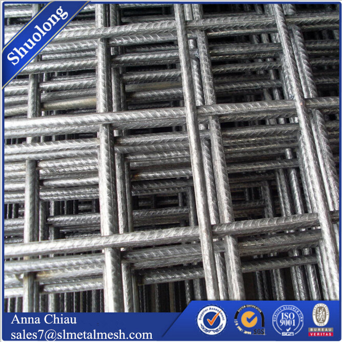 Steel Construction Concrete Reinforcing BRC Welded Mesh Price