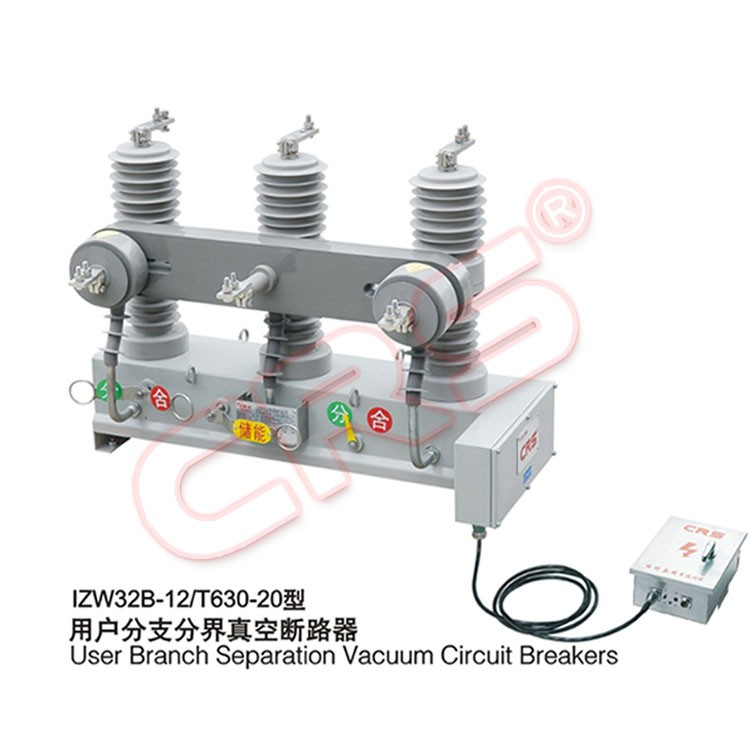 Custom Made Energy-storage 132Kv Sf6 Circuit Breaker