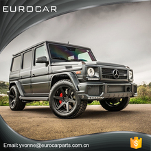W463 G63 g65 body kit fit for Mercedes G-class w463 g63 g65 G500 G550 G55 08y~