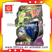 2013 plastic line-throwing spinning top toy spinning top