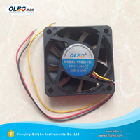 New arrival 6015 electric motor sleeve bearings HOT hydraulic bearing fan 60mm foxconn dc brushless fan