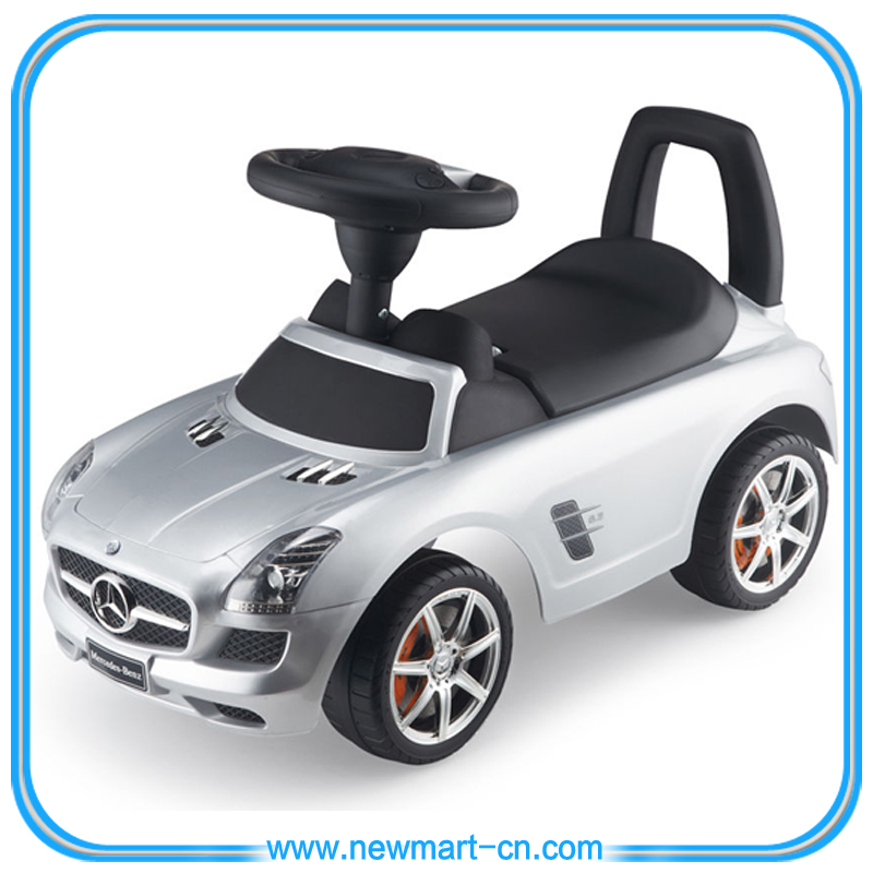 Childs Toddlers Mercedes AMG Ride on Toy Walker Push along Car for Children