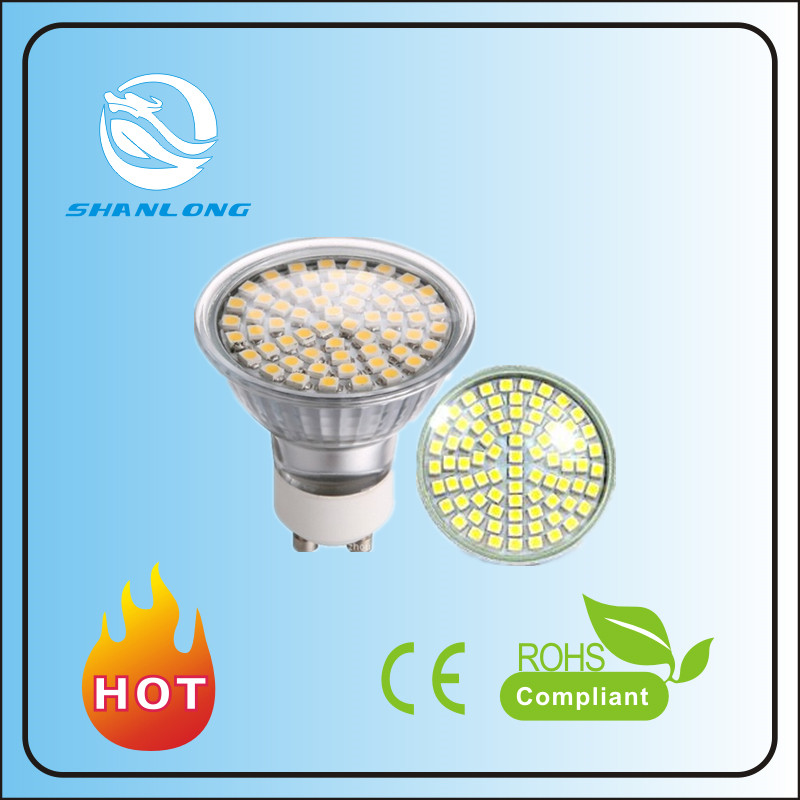 most powerful ce rohs MR16 GU10 led spotlight lamp dimmable 3w 5w 7w 9w 12w cob / smd led spot lighting