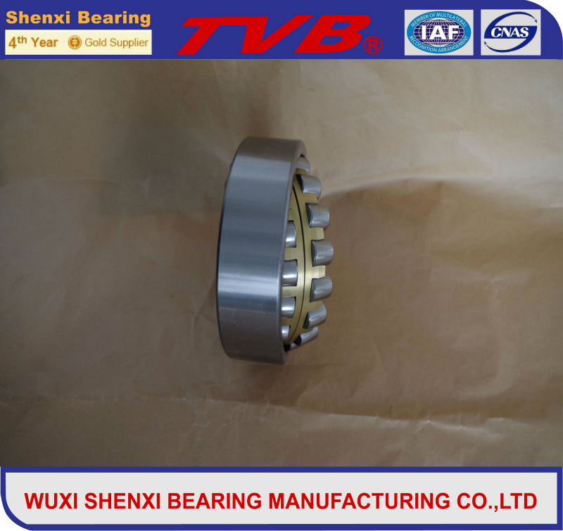 Spherical Roller Bearings 21310CC, 21310CA With Radial Load
