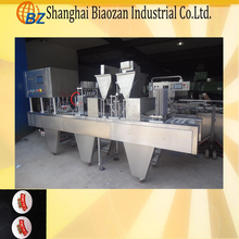High Capacity Clearance Espresso/Lavazza Capsule Coffee Filling Sealing Machine