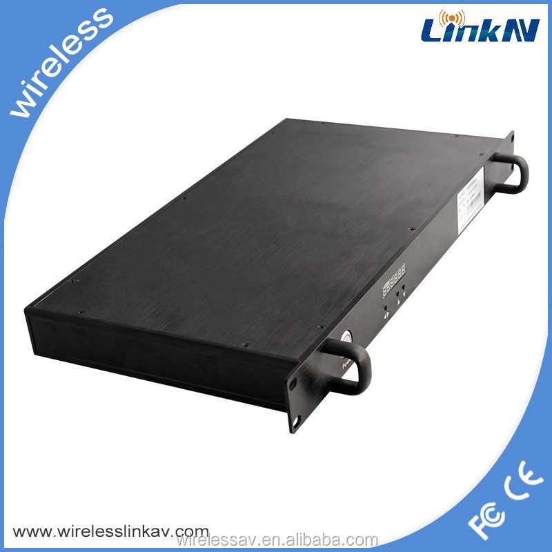 LinkAV audio video transmitter receiver supporting two-way voice communication