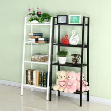 Ladder Shaped Metal Rack Storage Shelf For Office Use