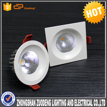 chinese import sites 8 inch cob downlight square 40w downlight led cob