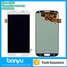 Touch glass mt6589 original screen digitizer spare parts for samsung s4