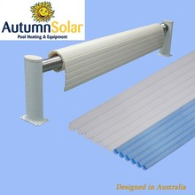 new product Polycarbonate hard cover slats for outdoor swimming Pools
