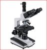 F108 Laboratory use trinocular and binocular microscope