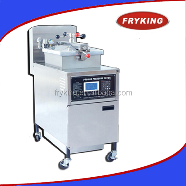 Commercial Kitchen Equipment Gas Pressure Fryer for Fried Chicken Shop