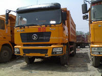 Used/Secondhand SHACMAN Dump/Tipper Truck 6x4,8X4