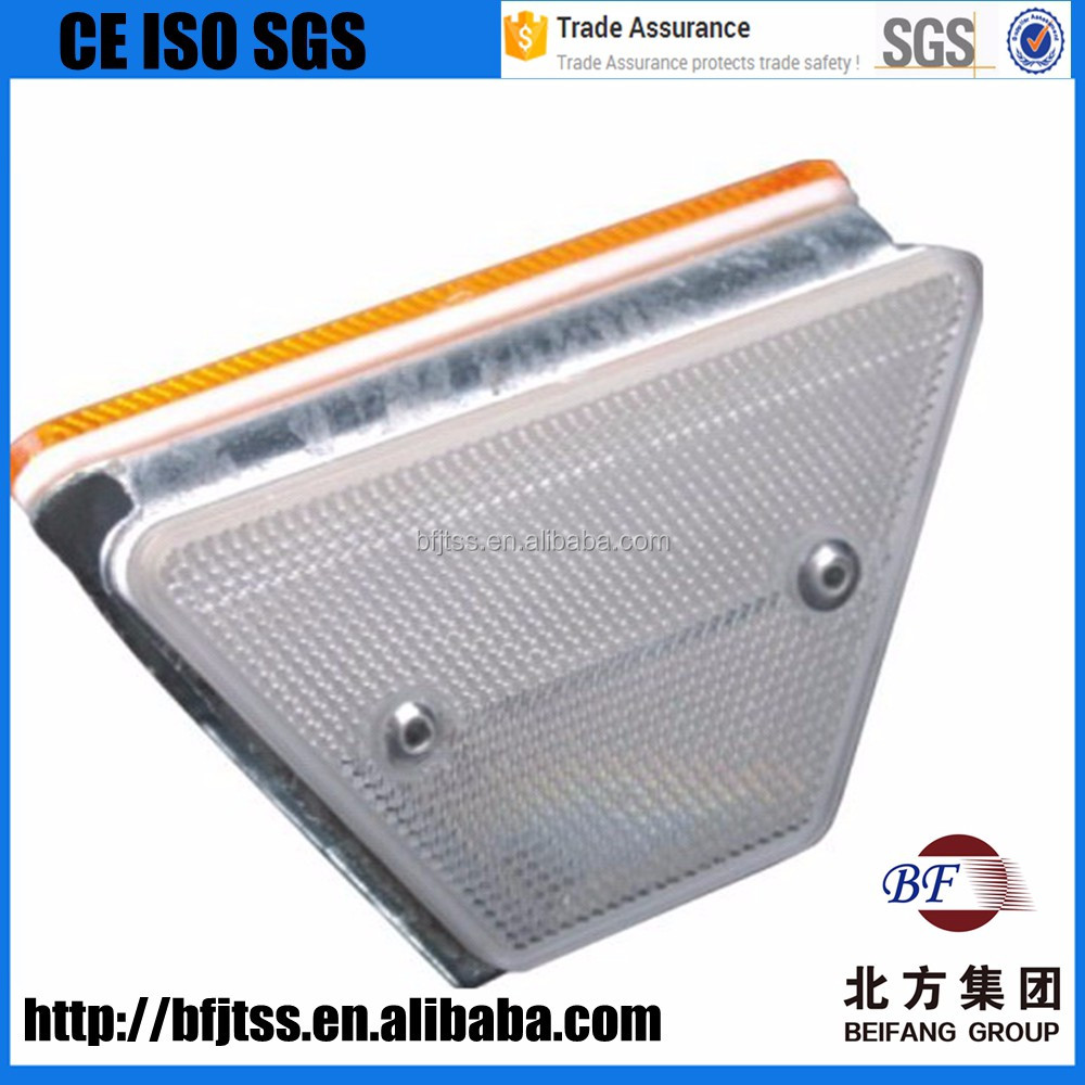 trade assurance road construction manufactory safety product highway guardrail reflector