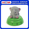 Calf Elephant Shaped 60 Minute Timer Mechanical Kitchen Timer