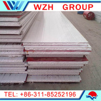 New polystyrene foam composite board / EPS sandwich wall panel China supplier