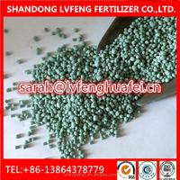 LVFENG SOA FERTILIZER/Ammonium sulphate compact granular 2-5mm / N 20.5% Idensity 30N hard,white or green